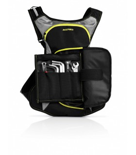 SAC A DOS ACQUA DRINK BAG                   noir/jaune