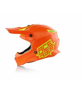 CASQUES ECLIPSE JUNIOR                      jaune/orange         T52