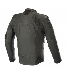 CALIBER LEATHER JACKET