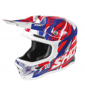 FURIOUS KID VENTURY BLUE RED GLOSSY SM