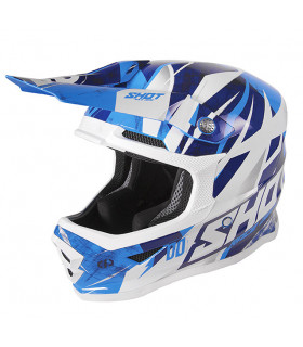 FURIOUS KID VENTURY CYAN DARK BLUE WHITE GLOSSY