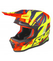 FURIOUS KID VENTURY NEON ORANGE DEEP BLUE GLOSSY