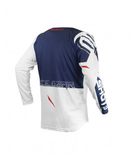 MAILLOT TRUST BLUE RED