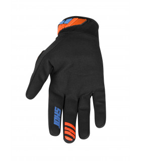 GANTS KID VENTURY ORANGE CYAN
