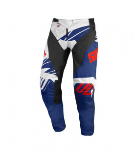 PANTALON KID VENTURY BLUE RED