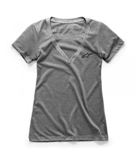 WOMEN'S AGELESS VNECK TEE